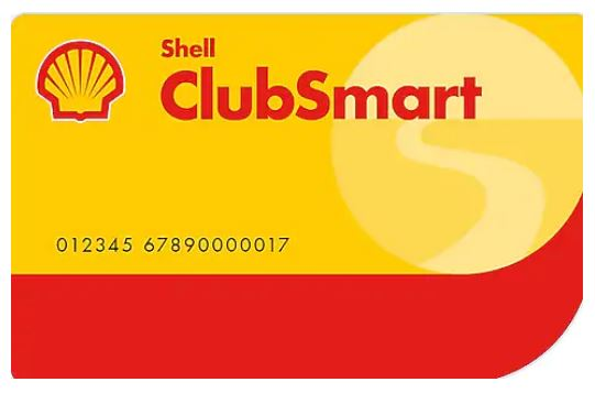 Дисконтная карта Shell ClubSmart