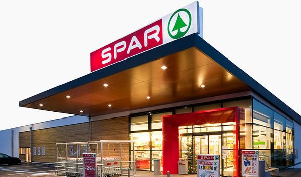 Магазин Евроспар